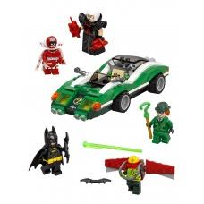 The Riddler™ Riddle Racer   LEGO