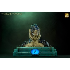 The Shape of Water: Amphibian Man Life Sized Bust | Elite Creature Collectibles