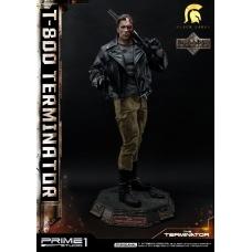 The Terminator: Deluxe T-800 Terminator 1:2 Scale Statue | Prime 1 Studio