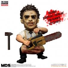 The Texas Chainsaw Massacre: Leatherface 6 inch Action Figure | Mezco Toyz