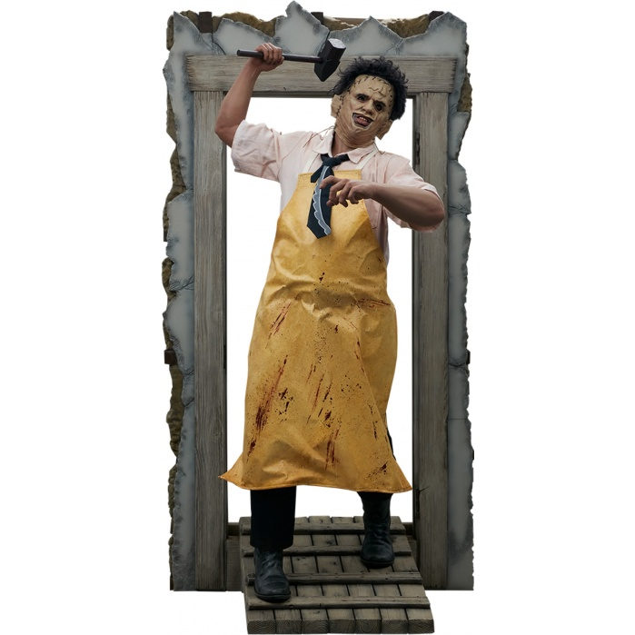 The Texas Chainsaw Massacre: Leatherface - The Butcher 1:3 Scale Statue Pop Culture Shock Product