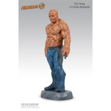 The Thing Fantastic Four Maquette - Sideshow Collectibles (EU)