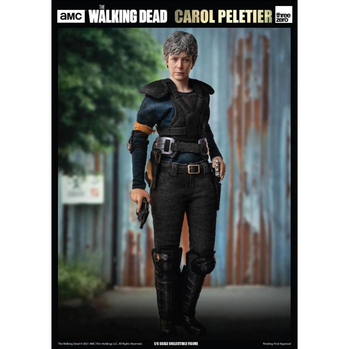The Walking Dead: Carol Peletier 1:6 Scale Figure threeA Product