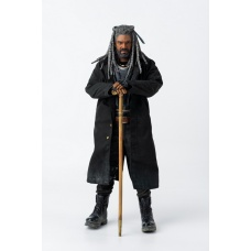 The Walking Dead: King Ezekiel 1:6 Scale Figure | threeA