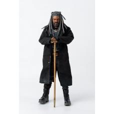 The Walking Dead: King Ezekiel 1:6 Scale Figure | threeA