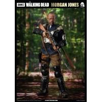 The Walking Dead: Season 7 - Morgan Jones 1:6 Scale Figure threeA Product