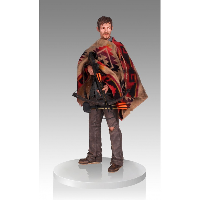 The Walking Dead Statue 1/4 Daryl Dixon Gentle Giant Studios Product