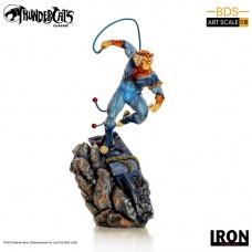 Thundercats: Tygra 1:10 Scale Statue | Iron Studios