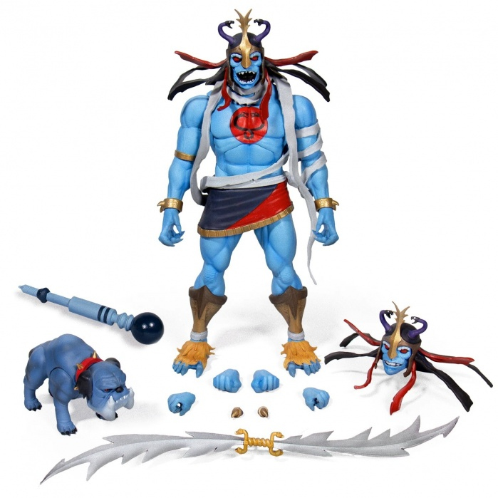 Thundercats: Ultimates Wave 2 - Mumm-Ra the Ever Living with Ma-Mutt 8 inch Action Figure Super7 Product