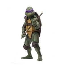 TMNT: 1990 Movie - Donatello - 7 inch scale Action Figure | NECA