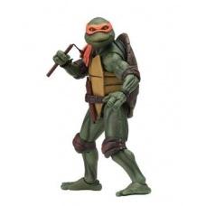 TMNT: 1990 Movie - Michelangelo - 7 inch scale Action Figure | NECA