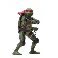TMNT: 1990 Movie - Raphael - 7 inch scale Action Figure | NECA