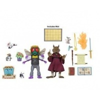 TMNT: Splinter and Baxter 7 inch Action Figure 2-Pack NECA Product