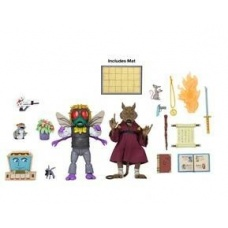 TMNT: Splinter and Baxter 7 inch Action Figure 2-Pack - NECA (EU)