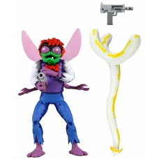 TMNT: Turtles in Time - Ultimate Baxter Stockman 7 inch Action Figure | NECA