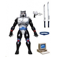 TMNT: Ultimate Chrome Dome 10 inch Action Figure NECA Product