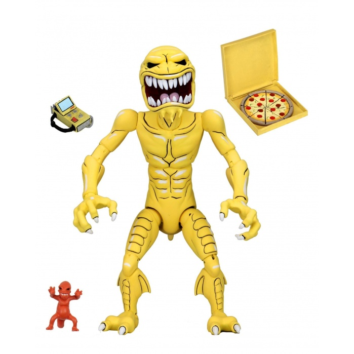 TMNT: Ultimate Pizza Monster 7 inch Action Figure NECA Product