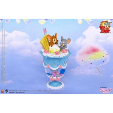 Tom and Jerry: Candy Parfait Snow Globe | Soap Studio
