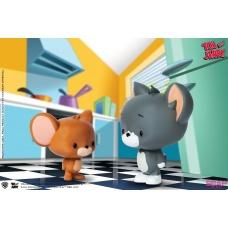 Tom and Jerry: Chibi Tom and Jerry Vinyl Figurine Set | Soap Studio
