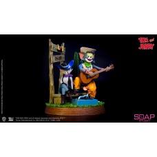 Tom and Jerry: Cowboy PVC Statue | Soap Studio