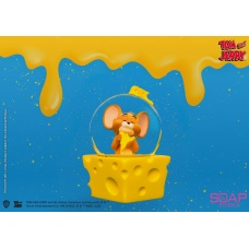 Tom and Jerry: Jerry Cheese Snow Globe | Soap Studio