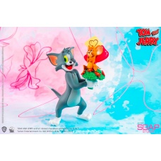 Tom and Jerry: Just for You PVC Statue | Soap Studio