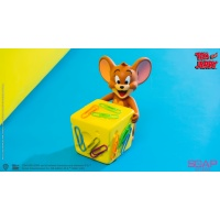 Tom and Jerry: Magnetic Paperclip Holder Soap Studio Product