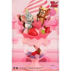 Tom and Jerry: Strawberry Parfait Snow Globe | Soap Studio