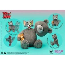 Tom and Jerry: Teddy Bear Plush Figure | Soap Studio