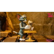 Tom and Jerry: The Sculptor Statue | Soap Studio