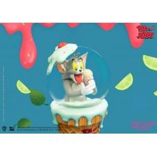 Tom and Jerry: Tom Ice Cream Snow Globe | Soap Studio