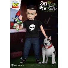 Toy Story Dynamic 8ction Heroes Action Figure Sid Phillips & Scud 21 cm - Beast Kingdom (EU)