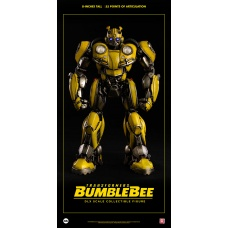 Transformers: Bumblebee Movie - Deluxe Bumblebee 8 inch Figure | threeA
