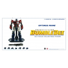 Transformers: Bumblebee Movie - Deluxe Optimus Prime | threeA