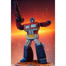 Transformers: Optimus Prime G1 Museum Scale Statue   Pop Culture Shock