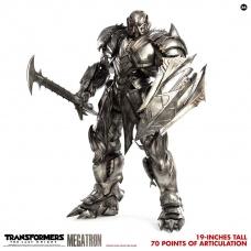 Transformers The Last Knight Action Figure 1/6 Megatron Deluxe Version 48 cm | threeA