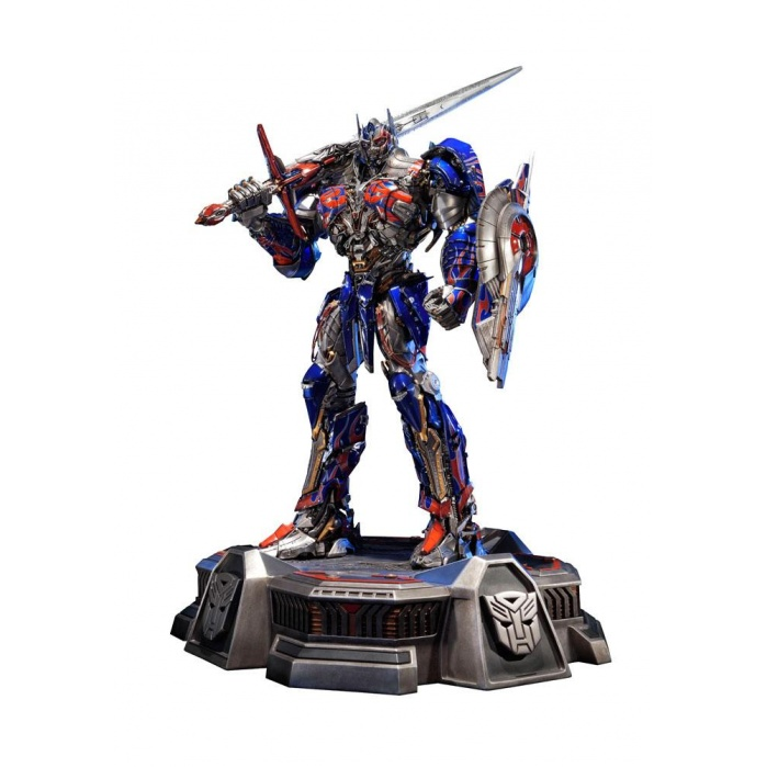 Transformers The Last Knight Optimus Prime EXCLUSIVE Prime 1 Studio Product