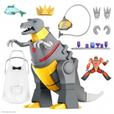 Transformers: Ultimates Wave 2 - Grimlock Dino Mode 9 inch Action Figure - Super7 (EU)