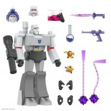 Transformers: Ultimates Wave 2 - Megatron G1 Cartoon 8 inch Action Figure | Super7