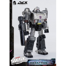 Transformers: War for Cybertron Trilogy - DLX Megatron 10 inch Action Figure | threeA