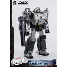 Transformers: War for Cybertron Trilogy - DLX Megatron 10 inch Action Figure | threeA