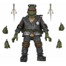 Universal Monsters x TMNT: Ultimate Raphael as Frankensteins Monster 7 inch Action Figure - NECA (EU)