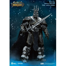 World of Warcraft: Wrath of the Lich King - Arthas Menethil 8 inch Figure | Beast Kingdom