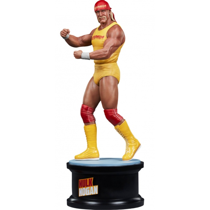 WWE: Hulkamania Hulk Hogan 1:4 Scale Statue Pop Culture Shock Product