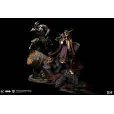 XM Studios Batman Shugo and Joker Orochi Twin Set 1/4 Premium Collectibles Statue | XM Studios