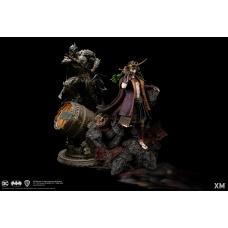 XM Studios Batman Shugo and Joker Orochi Twin Set 1/4 Premium Collectibles Statue | XM Studios