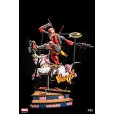 XM Studios Deadpool Ver. B 1/4 Premium Collectibles Statue | XM Studios