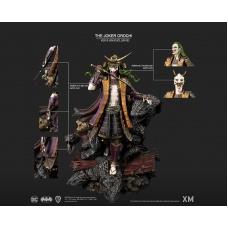 XM Studios Joker Orochi Ver B 1/4 Premium Collectibles Statue | XM Studios