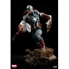 XM Studios Ultimate Captain America Ver B 1/4 Premium Collectibles Statue | XM Studios